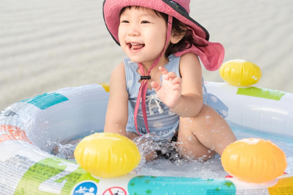 水遊びのおもちゃおすすめ16選!子供が喜ぶ♪水鉄砲やシャワーも 0歳~OK
