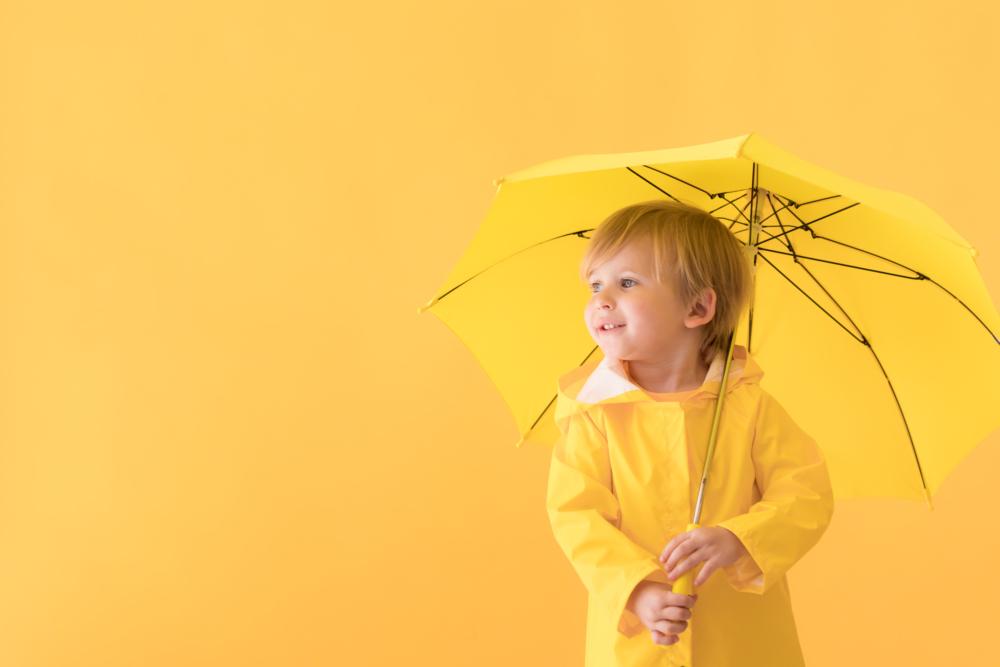子供 折りたたみ傘