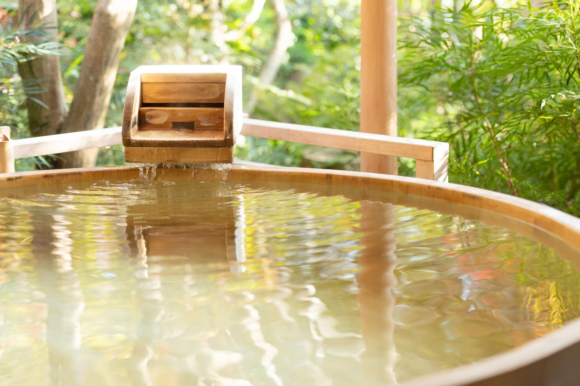 温泉 入浴剤