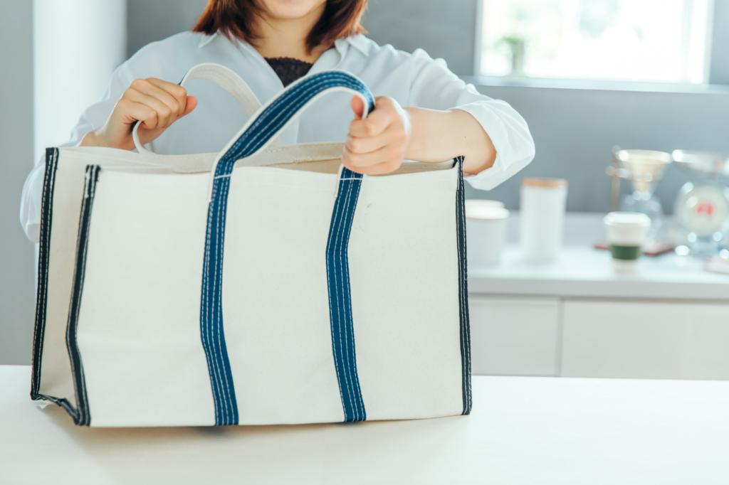 おしゃれなレジカゴバッグおすすめ16選!保冷や自立で便利。コンパクトも
