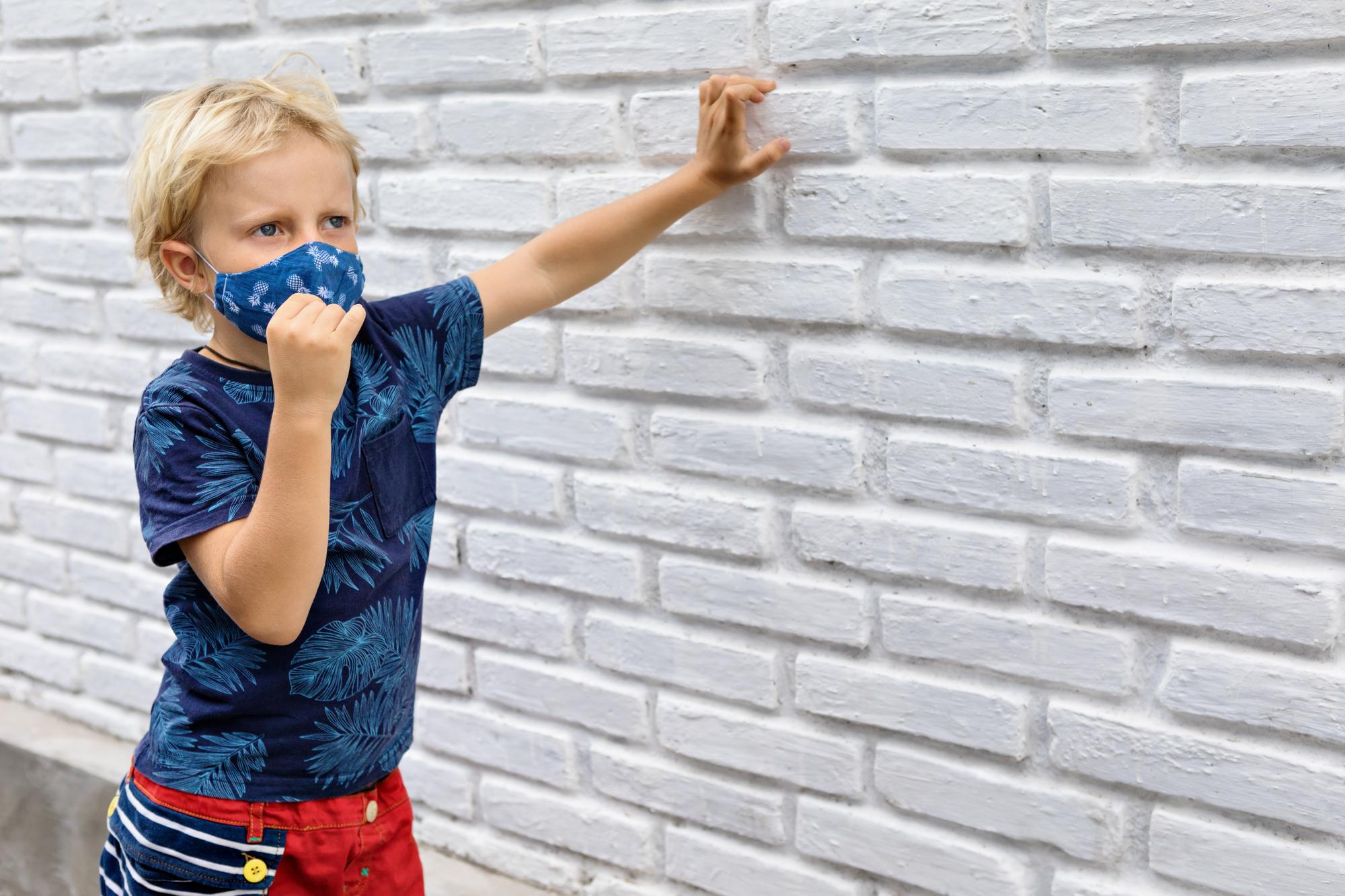 スポーツマスク子供