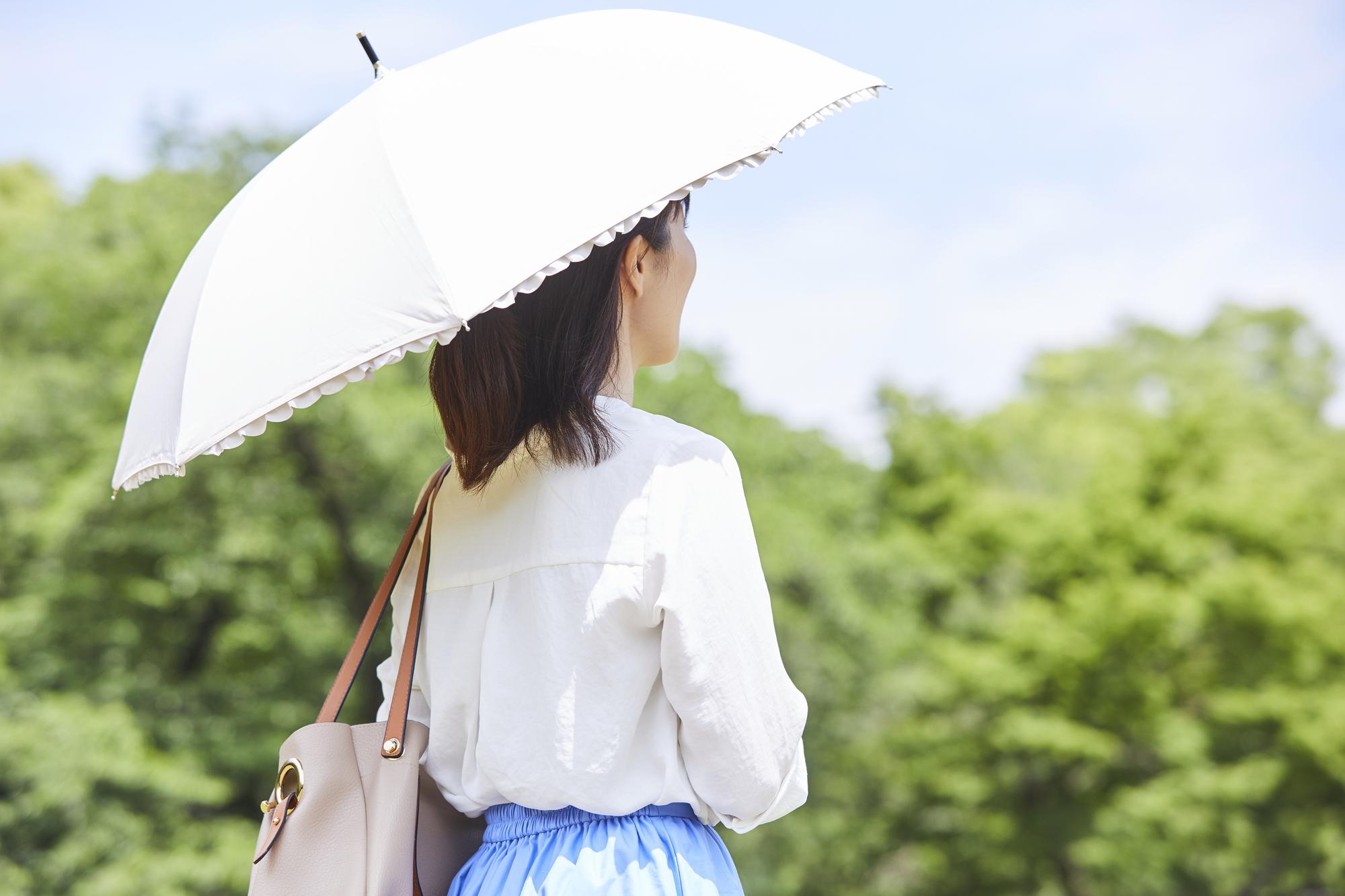 日傘 おしゃれ