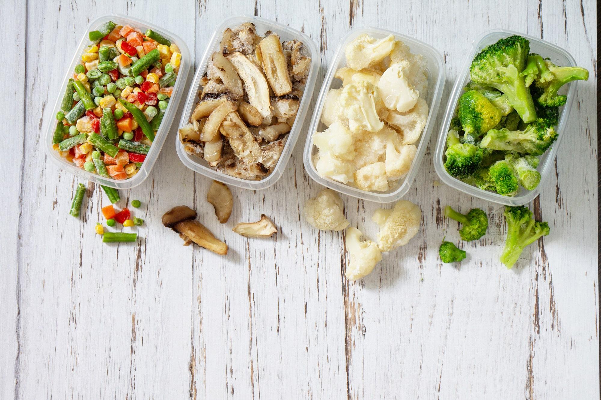 冷凍食品 ダイエット