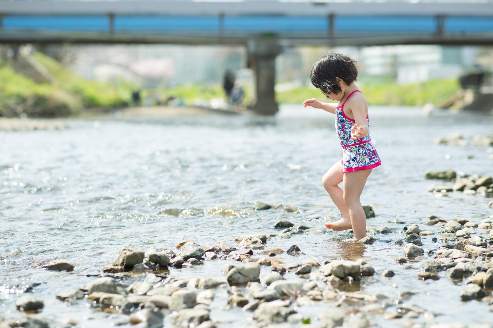 川遊び 持ち物
