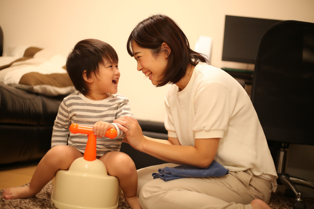 トイレトレーニングを2週間で!2児ママが教えるやり方&アイテム