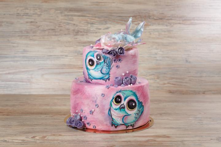 イラストケーキ オーダー方法