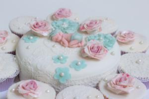 ケーキを可愛く!簡単にできるマジパン・デコレーション!