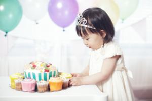 折り紙だけでできる!誕生日におすすめの飾りつけアイデア