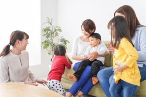 ママ友と集まって子供の合同バースデーパーティーをしよう!