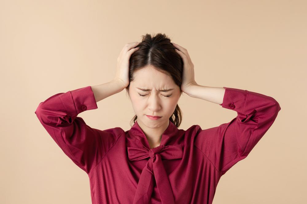 妊娠初期 頭痛