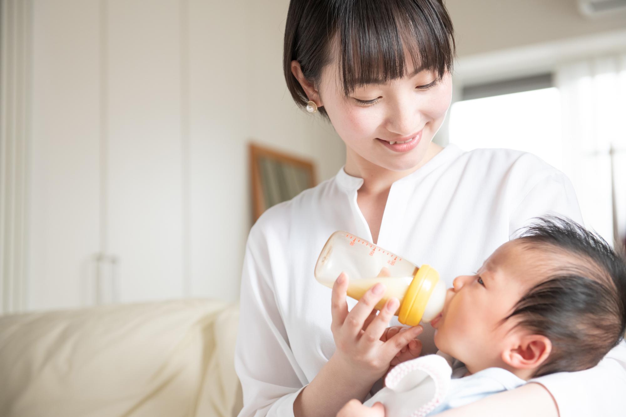 母乳を増やすには