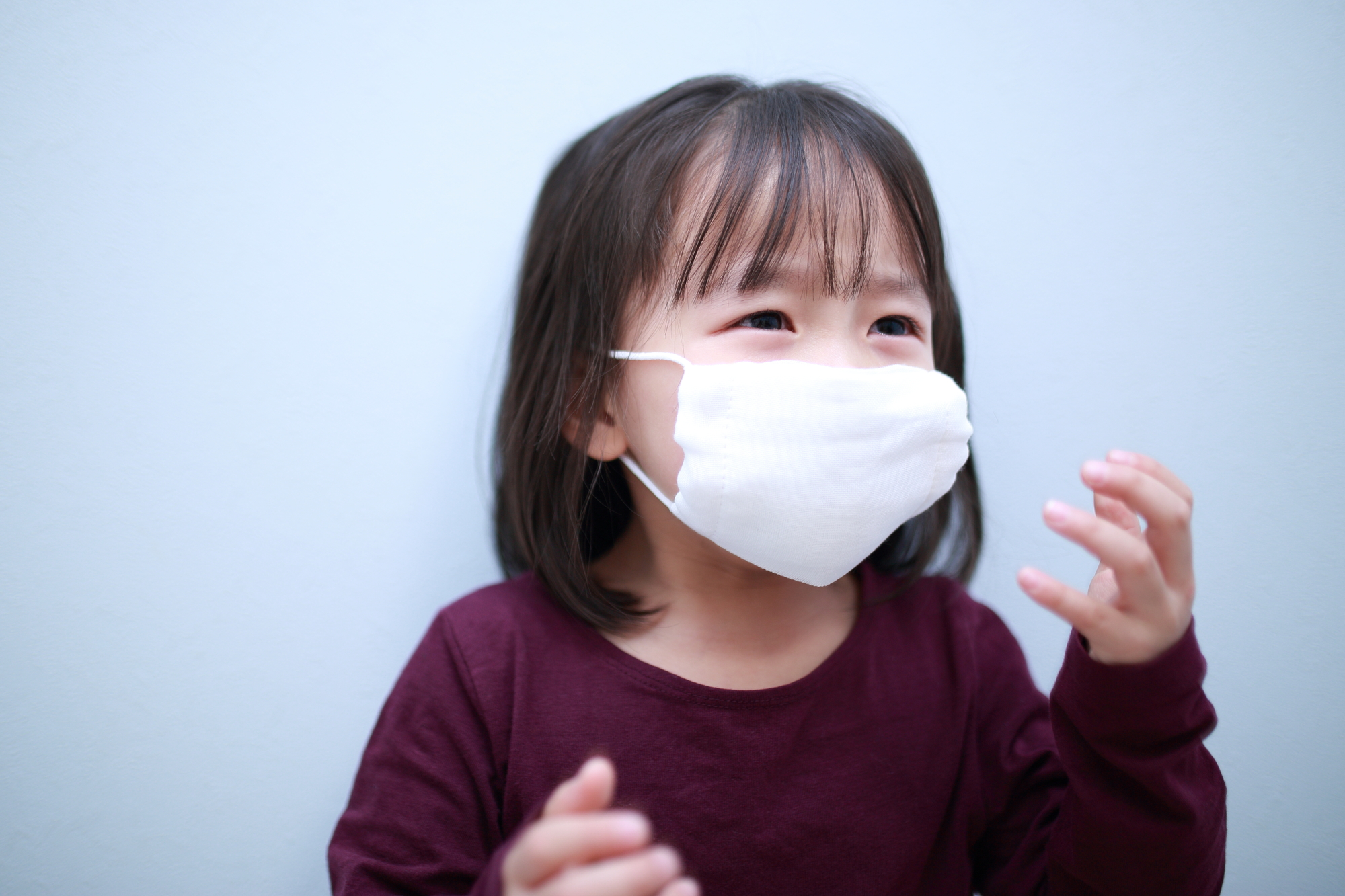 RSウイルス感染症の咳がひどい!いつまで続く?自然に治る?|医師監修