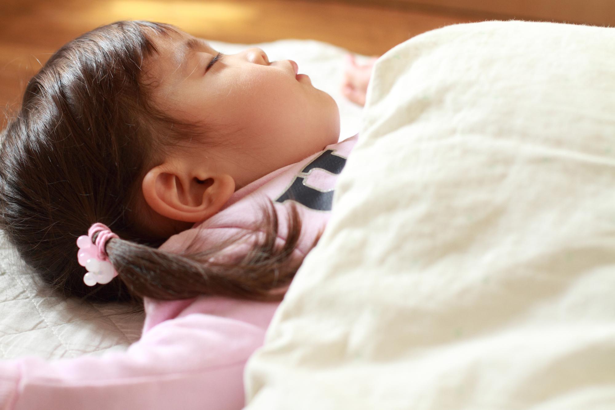 2歳の睡眠時間