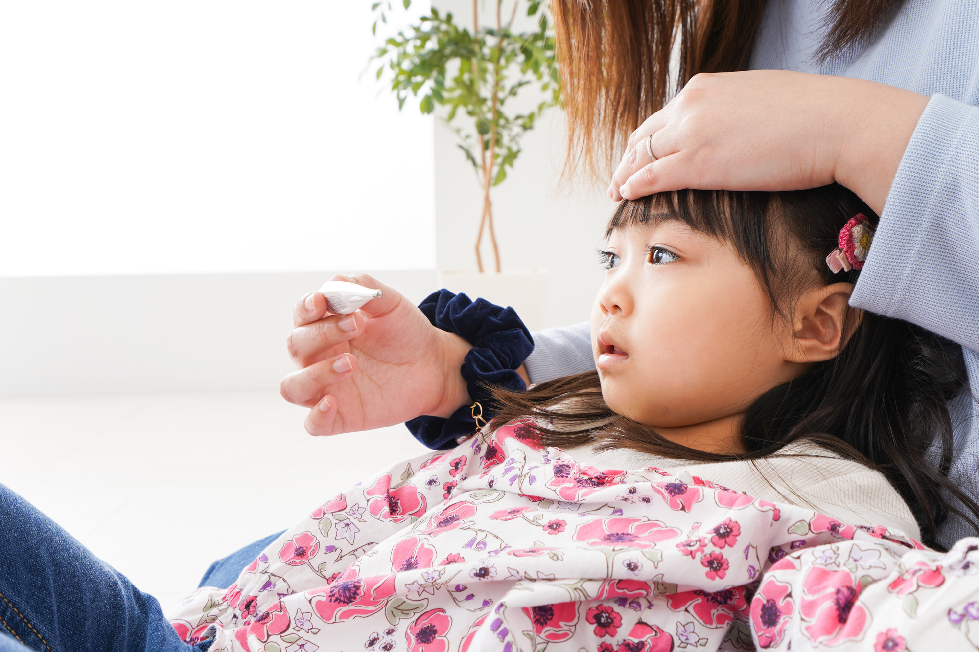 子どものインフルエンザの初期症状と対処。風邪との違い|小児科専門医監修