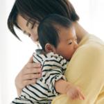 赤ちゃんの抱きかた