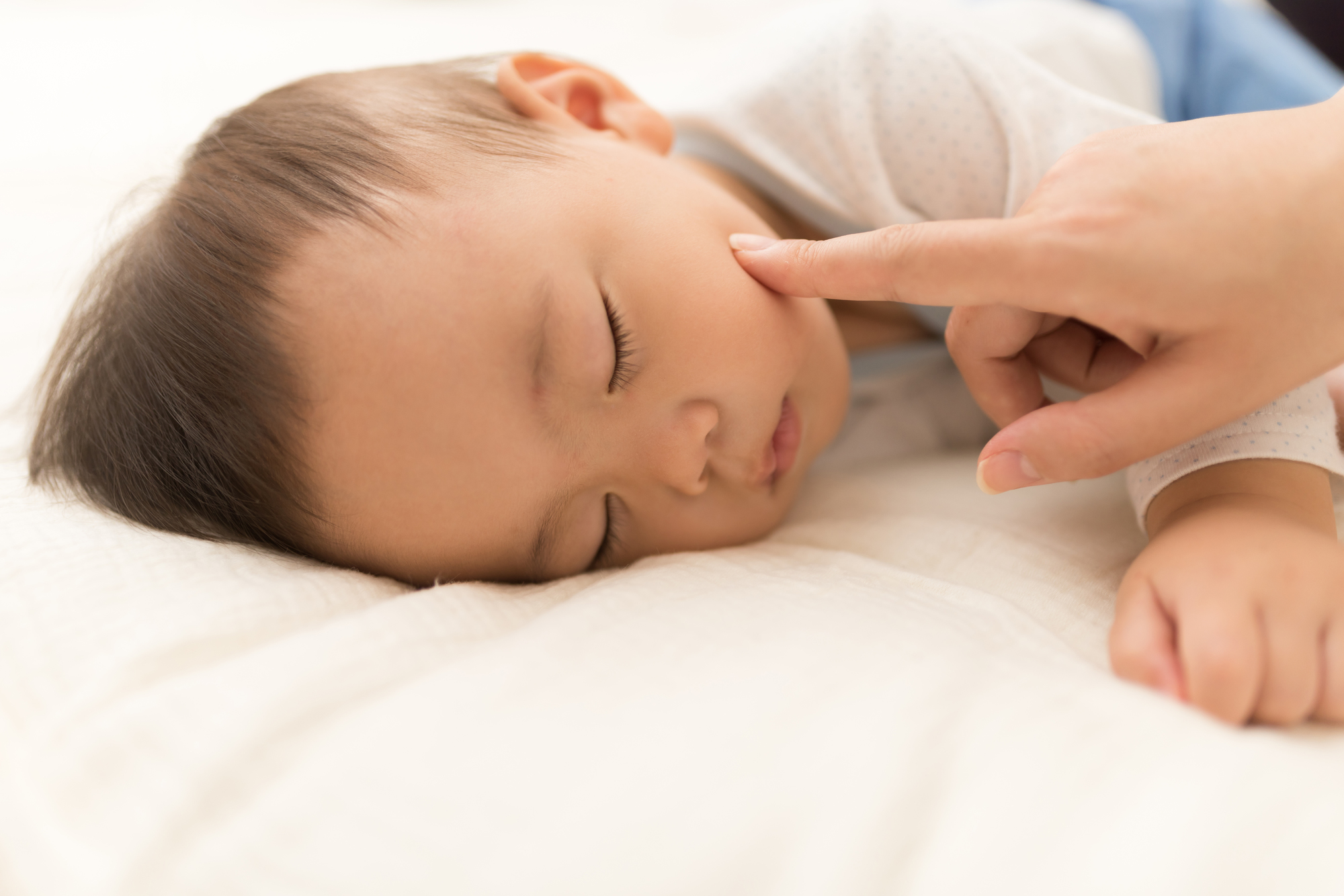 赤ちゃんの症状に対するインフルエンザ