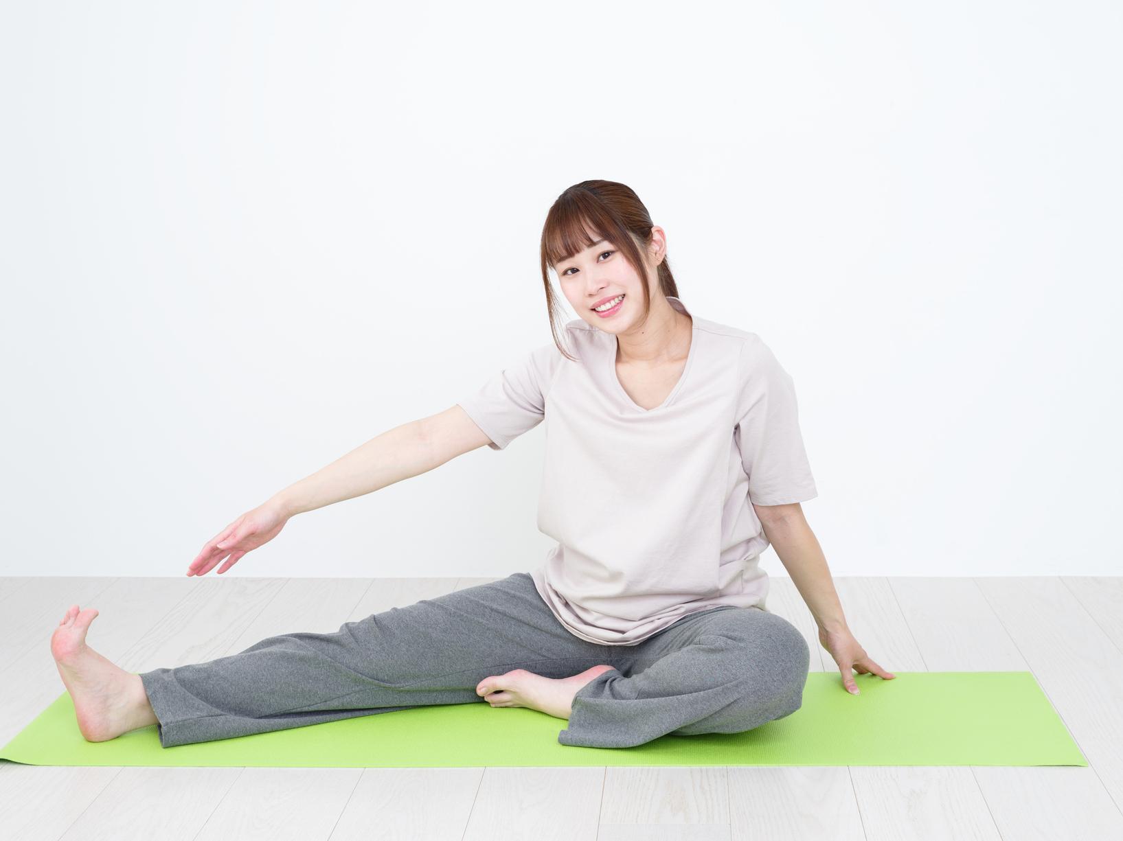 妊娠中の運動