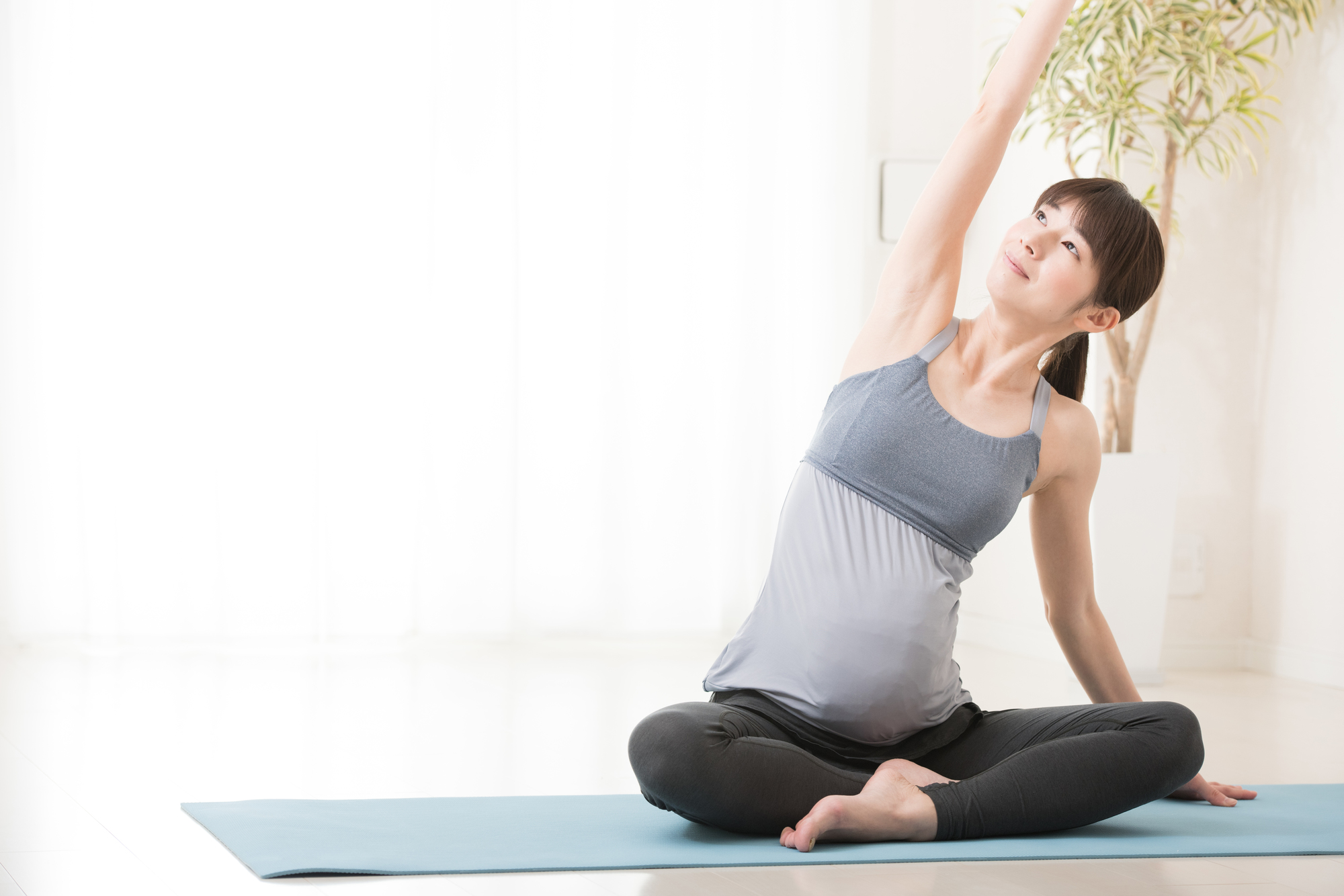 妊娠中におすすめの運動2