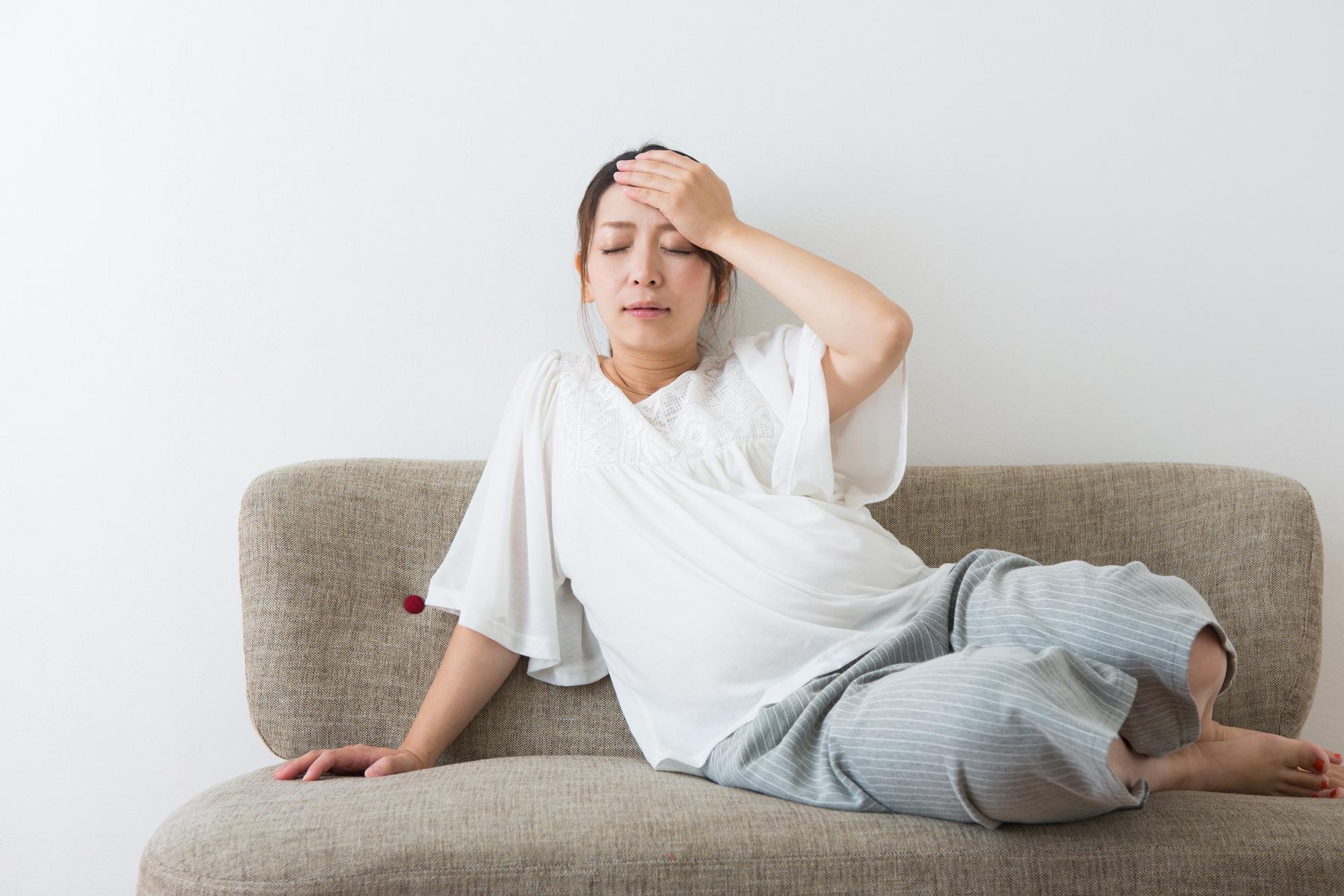 やすい 疲れ 妊娠 後期
