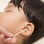 子供の耳垢