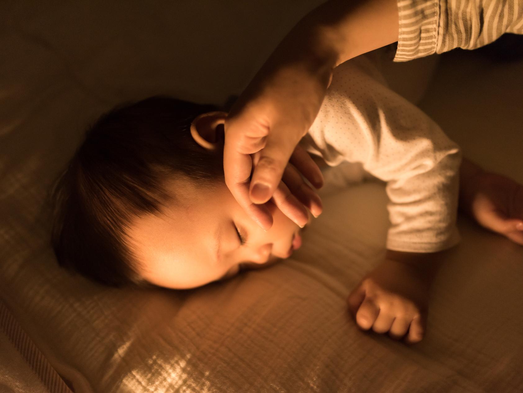 赤ちゃん風邪のときの過ごし方