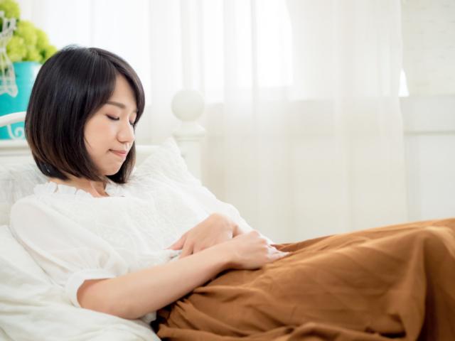 妊婦 10週 手足バタバタ