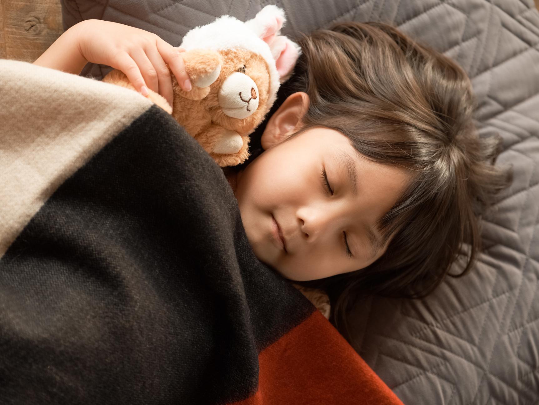 小学生が早く寝る方法