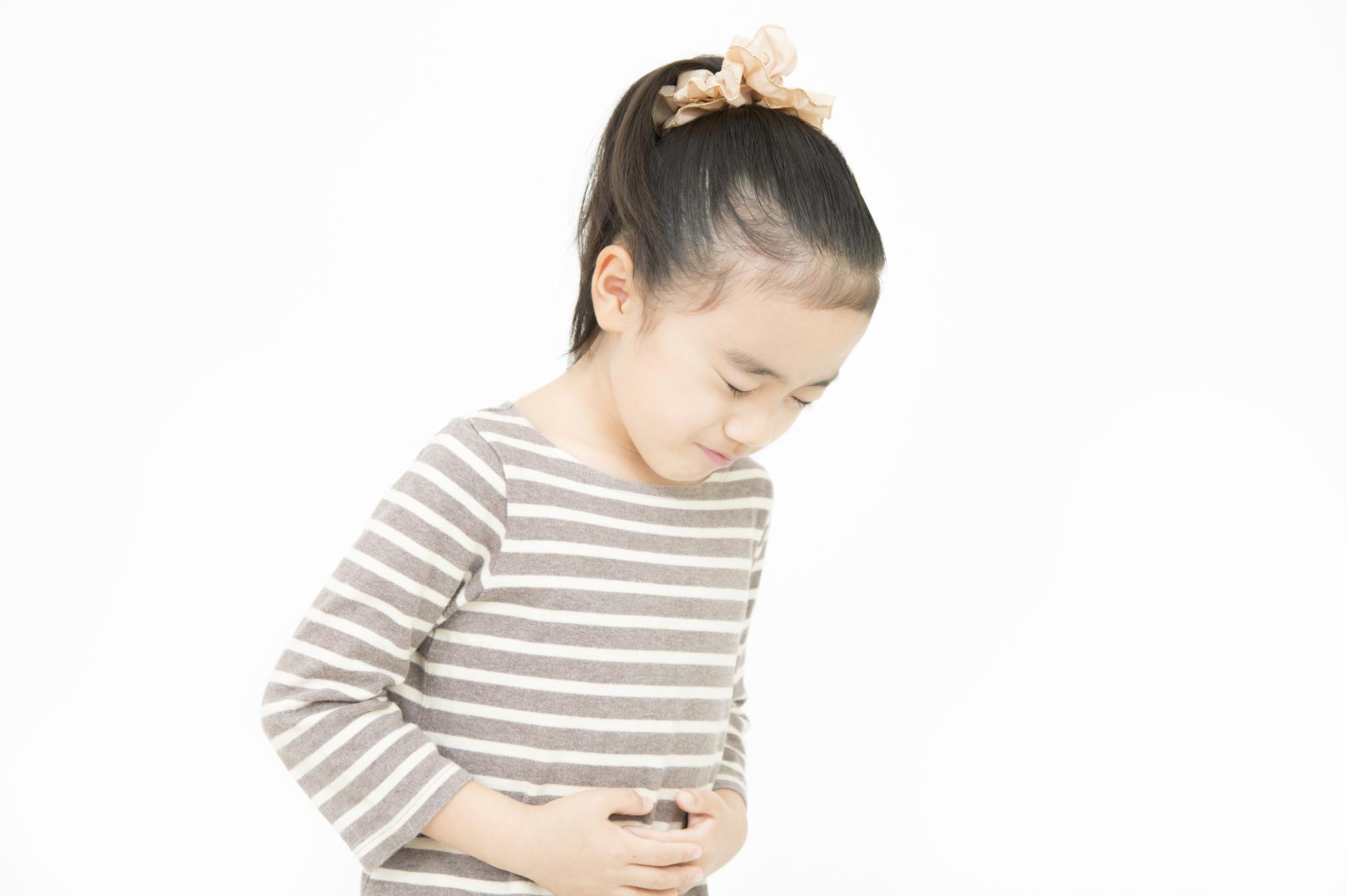 子供の腹痛 ストレス