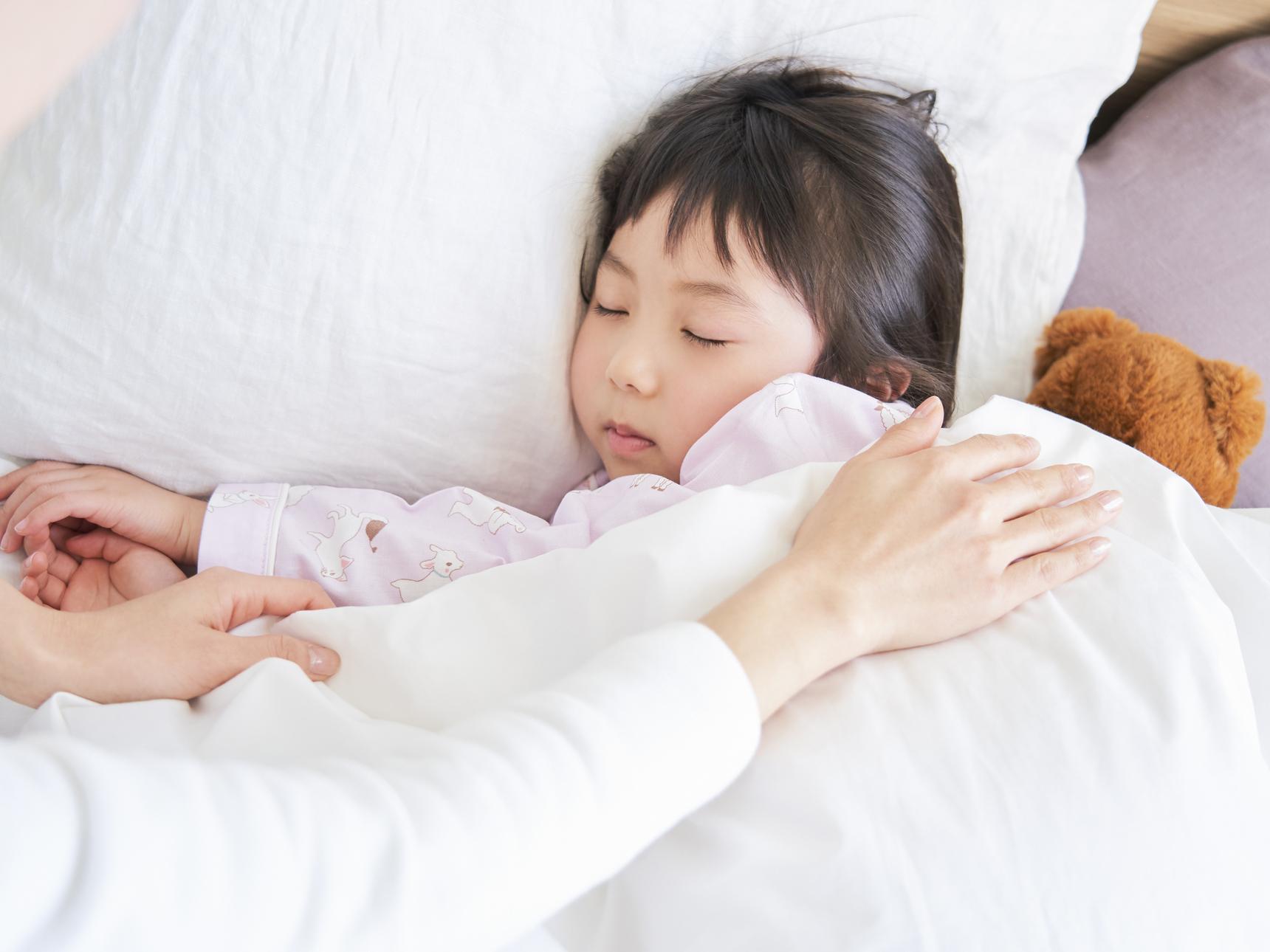 赤ちゃん 寝る 時間 遅い