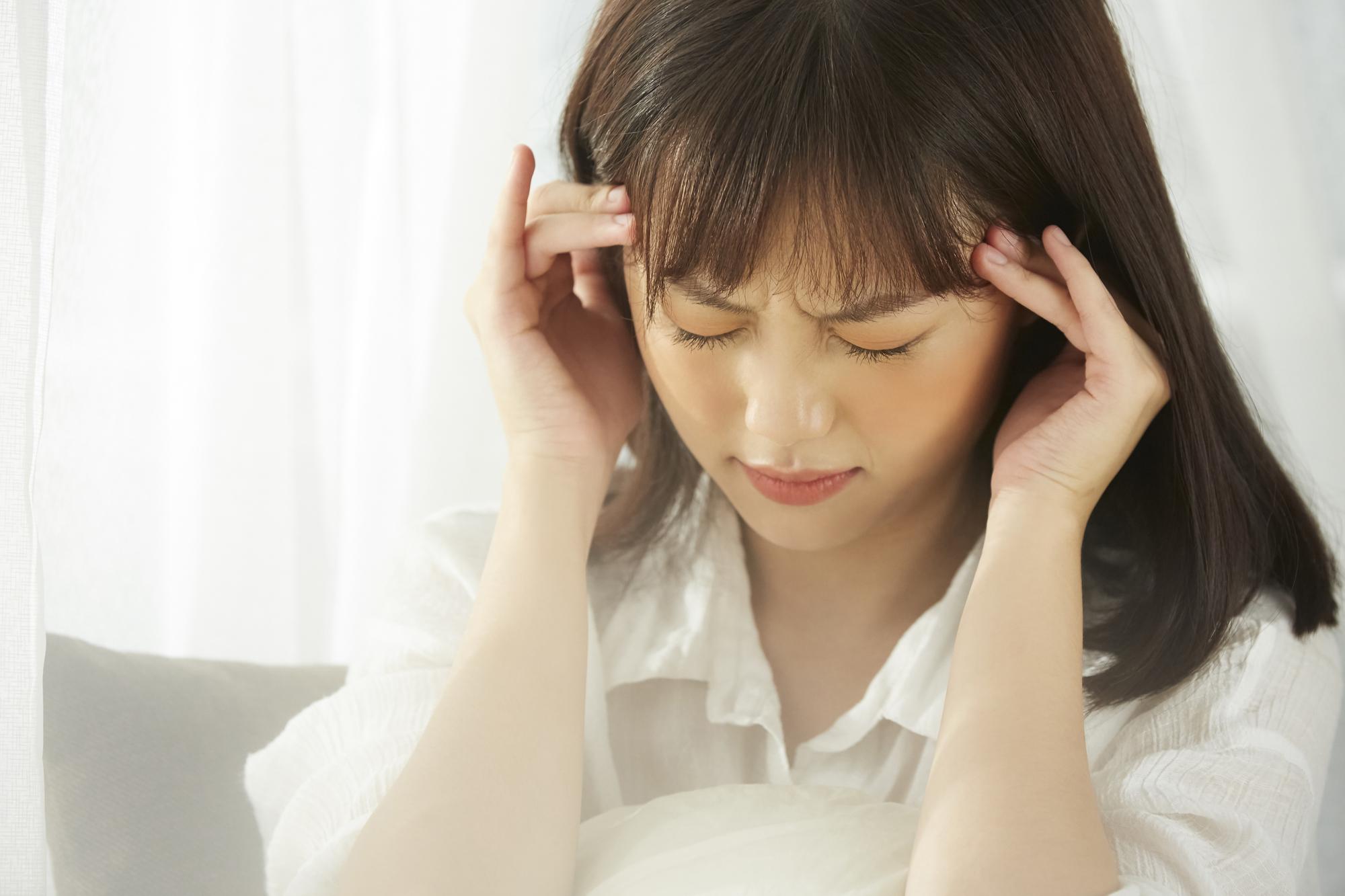 妊娠後期 頭痛