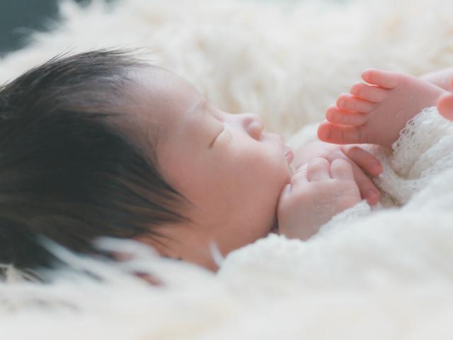 新生児の時にしかできないこと