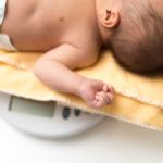 新生児体重増加