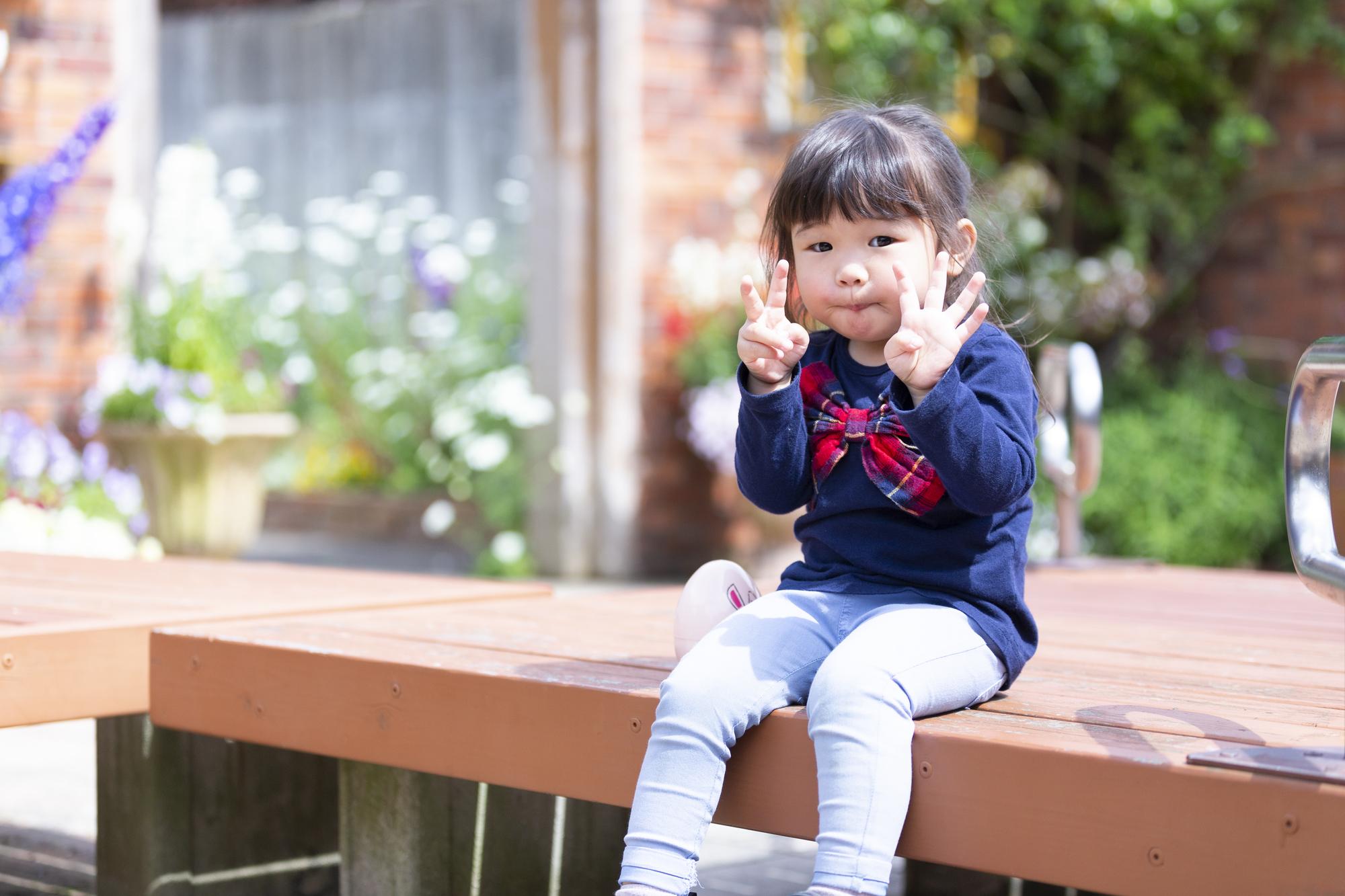 子どものおすすめ服装