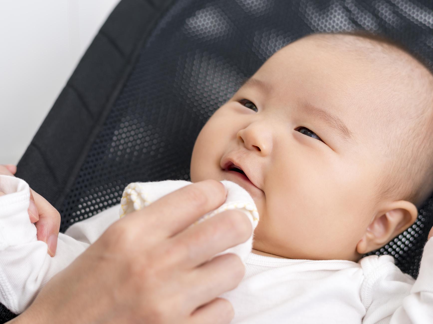 赤ちゃんの咳