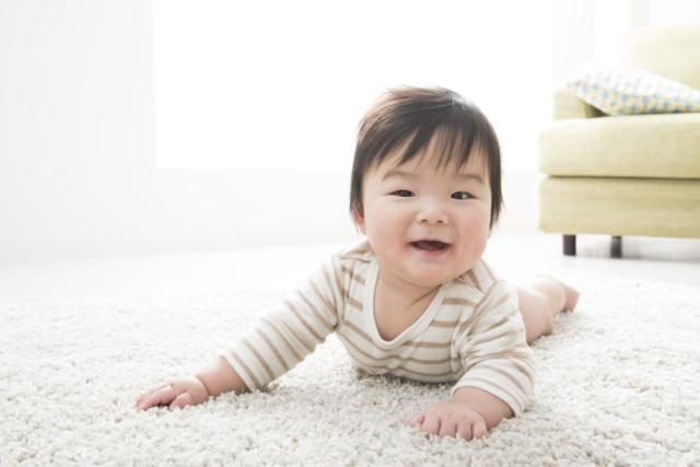 赤ちゃん オロナイン