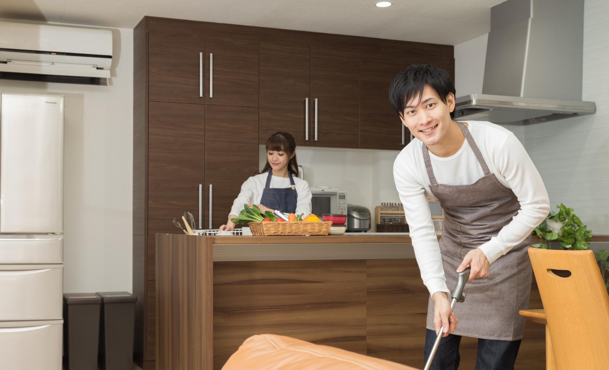 家事の協力