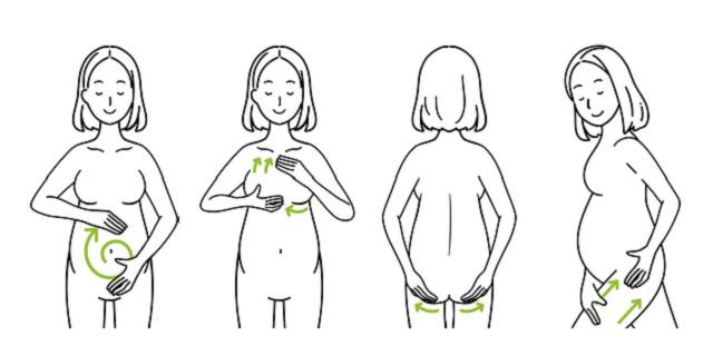 妊娠線 ケア方法