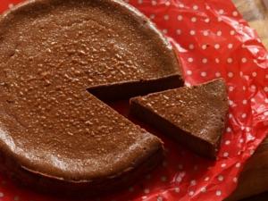 1個でも二度おいしい!贅沢なチョコベイクドチーズケーキ