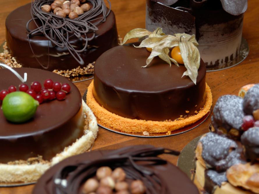チョコレートケーキの種類