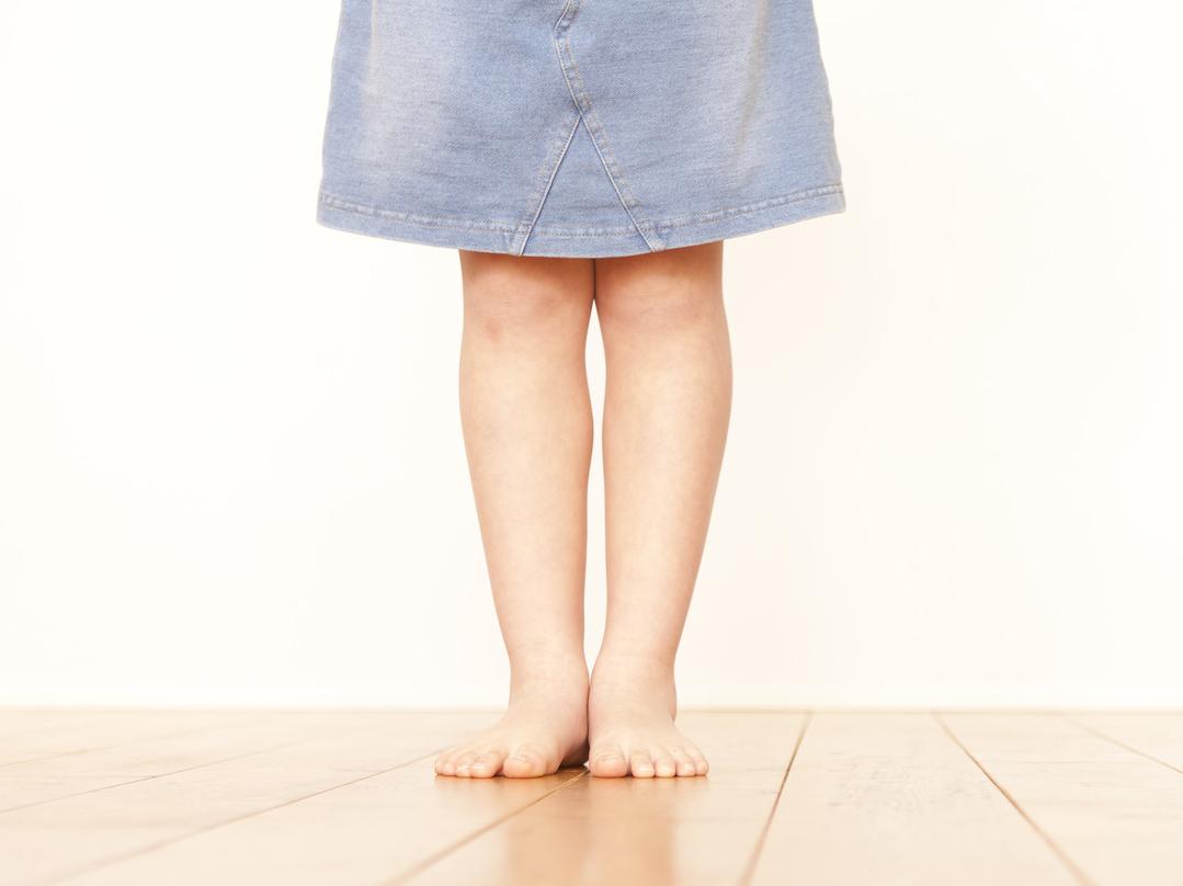膝の成長痛