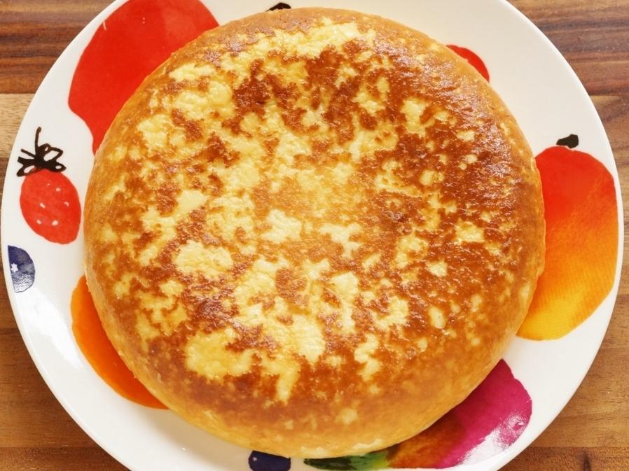 炊飯器ベイクドチーズケーキ