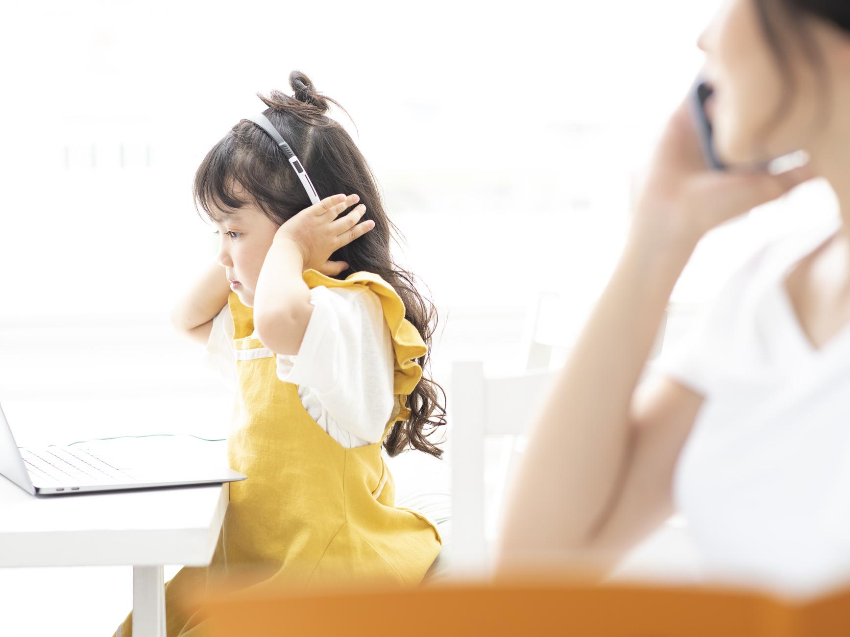 聴覚過敏チェック