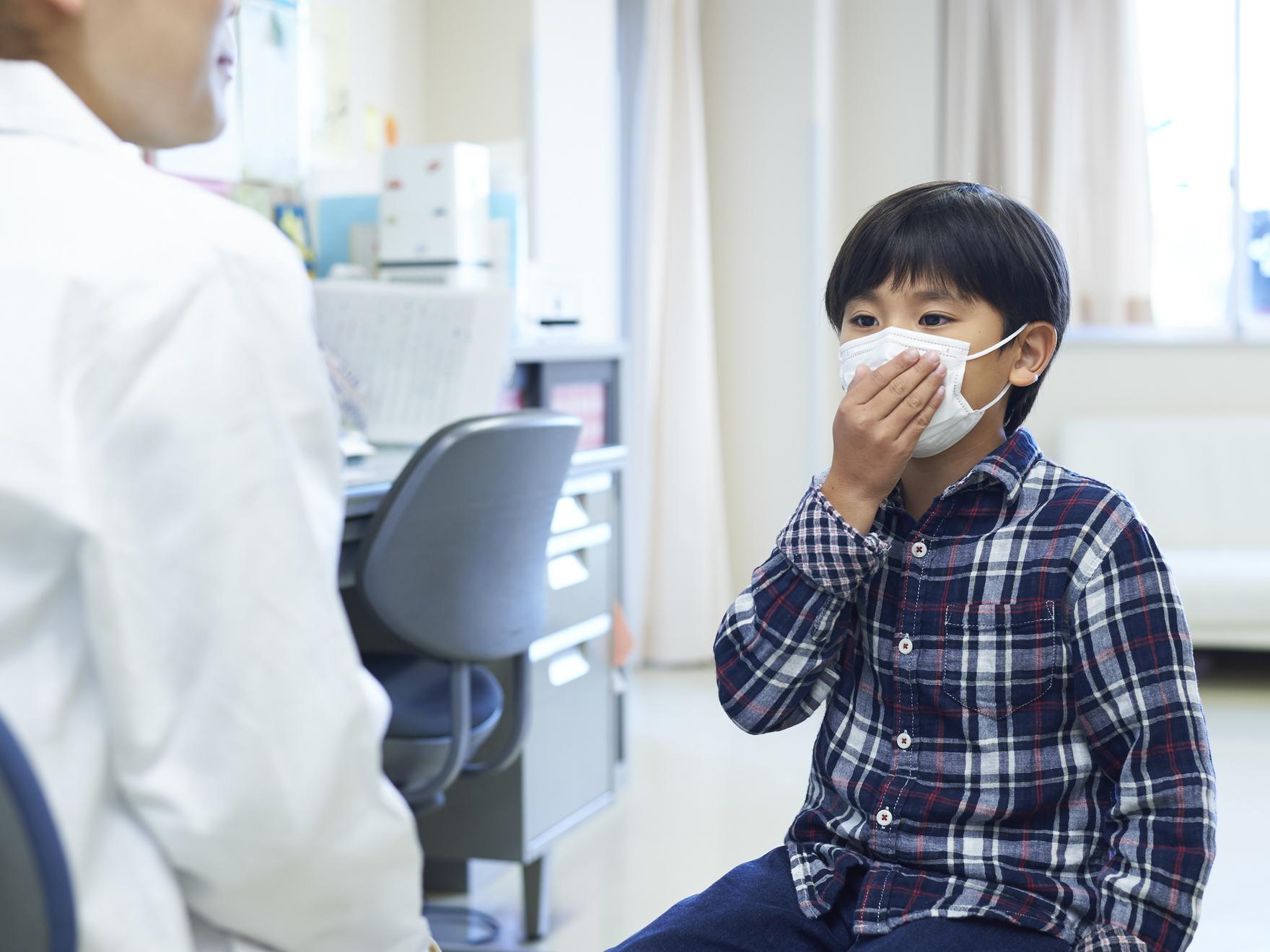 マイコプラズマ肺炎の症状チェック