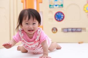 ぐっすり眠って!赤ちゃんを疲れさせる方法。体力を消耗する遊び方