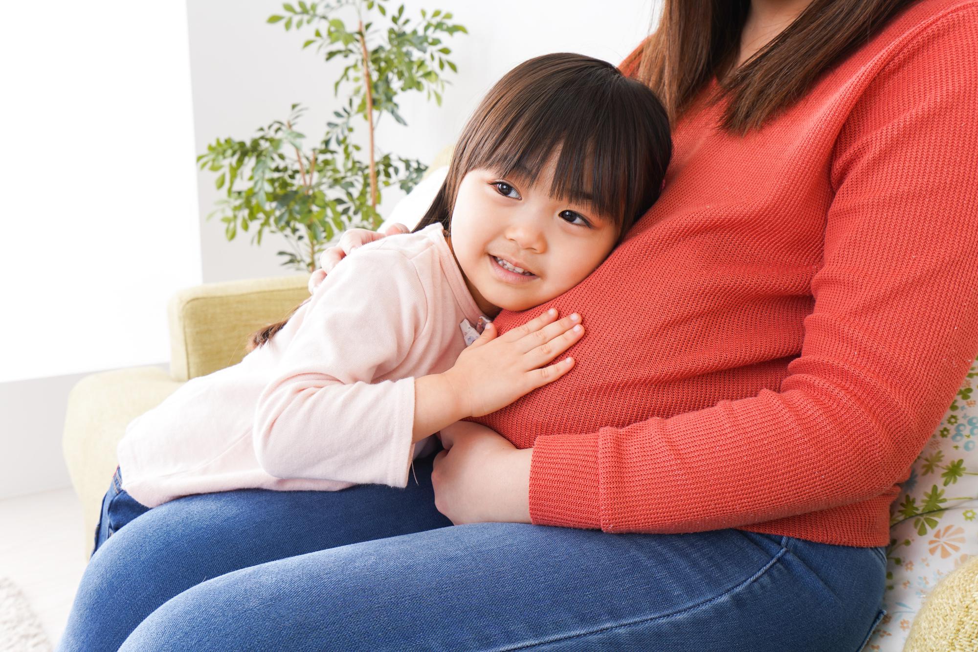妊婦と子ども