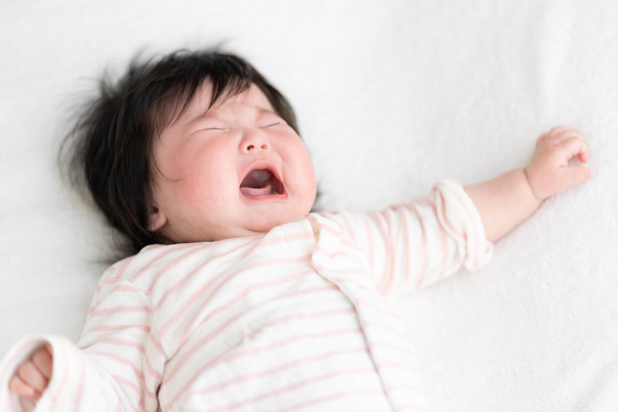 赤ちゃんの手足口病