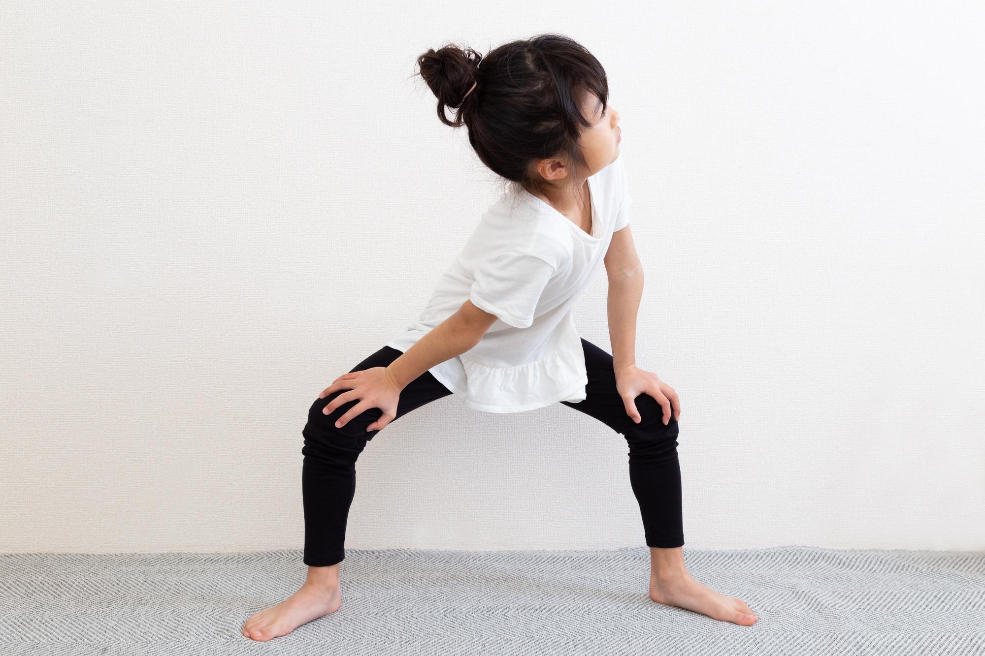 子どもの股関節の痛み