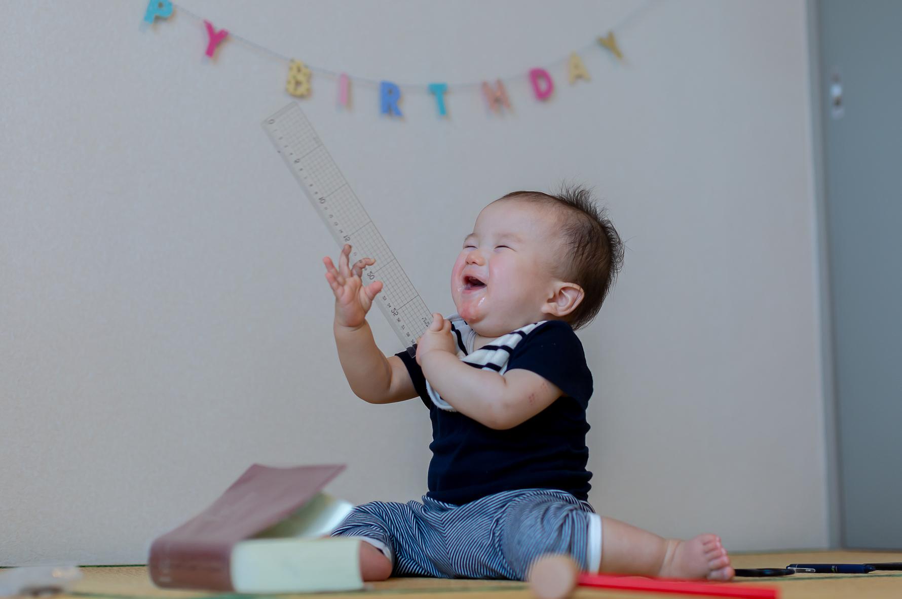【1歳の誕生日祝い】選び取りのやり方&おすすめの選び取りカード