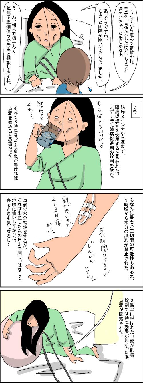 出産と陣痛