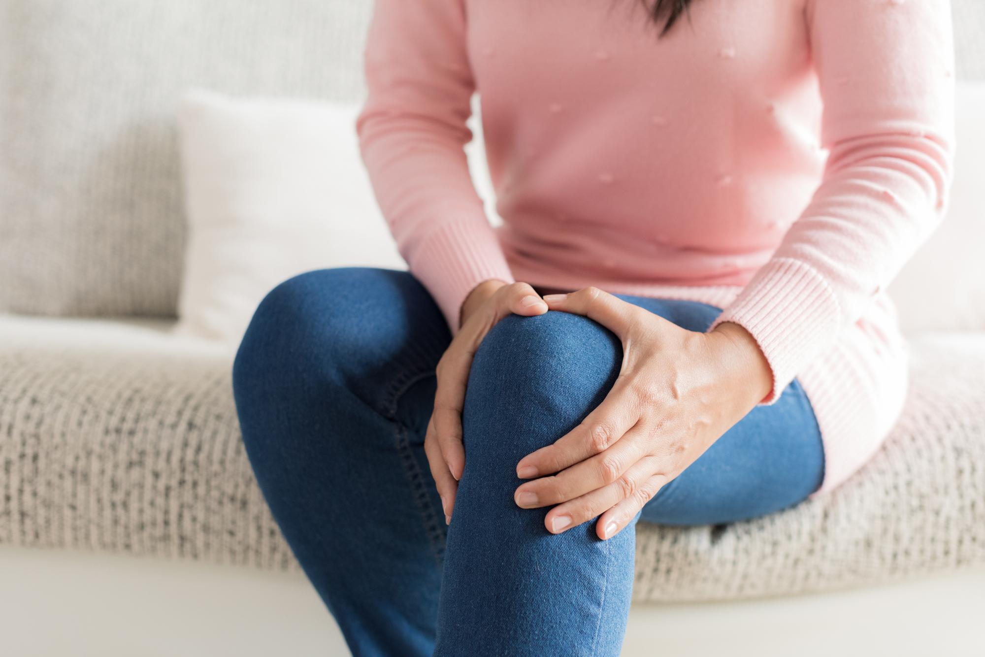 産後の膝の痛み